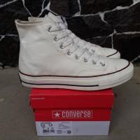 Sepatu Converse 70s High BNIB Warna Putih Tulang Off White