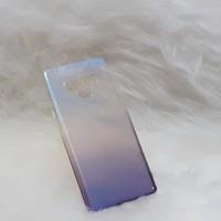 Samsung galaxy Note 9 AURORA GRADIENT TRANSPARAN CASE - case note 9