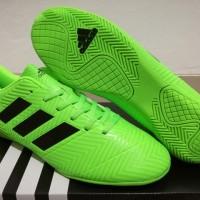 sepatu futsal adidas nemeziz tango 18 hijau ic grade ori import