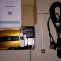 Mini GSM Repeater 2G Dan 4G 1800Mhz Kualitas Bagus