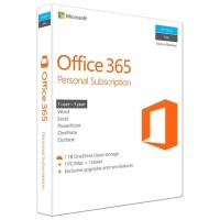 MICROSOFT OFFICE 365 PERSONAL SUBSCRIBTION 1 YEARS