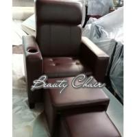 Kursi refleksi - Sofa refleksi BC003 coklat