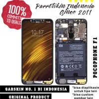 Garskin Skin Xiaomi Pocophone F1 mainboard style for back case