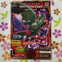 Strong animal kaiser bronze mad mecha eagle s1