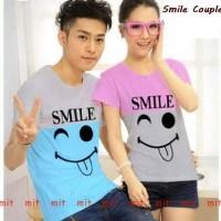 Baju Kaos Couple Murah Terbaru Tshirt Pasangan Copel Baru Grosir Korea