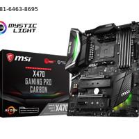 Motherboard MSI MSI X470 GAMING PRO CARBON
