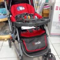 Baby Stroller Pliko Grande/Stroler Anak bayi/Kereta Dorong Bayi Murah