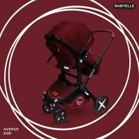Stroller Babyelle Avenue S391/stroler baby elle terbaru/kereta dorong