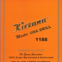 kain AMERICAN DRILL KIEZANA bahan seragam, celana, kemeja. per 1 meter