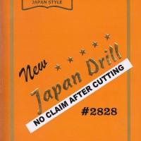 kain JAPAN DRILL AVANA bahan seragam, celana, kemeja. per 1meter