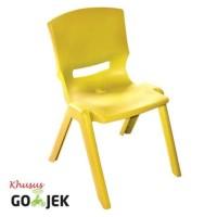 Kursi Bangku Sender Anak Kecil Pendek Plastik Olymplast OK 305