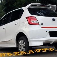 Datsun Go Tailgate Reflector reflektor pintu bagasi Super Red