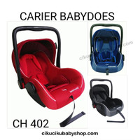 Babydoes Carrier CH402 / carseat / dudukan mobil bayi