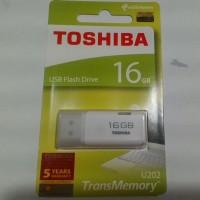 USB FLASH DISK TOSHIBA 16GB ORIGINAL