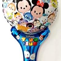 souvenir ulang tahun anak balon foil tsum tsum
