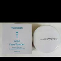 Wardah Acne Face powder 25gram