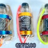Botol oli samping variasi jack daniel rx king mini kecil