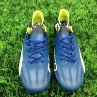 Best Seller Sepatu Bola Puma EvoSpeed SL Biru Hitam