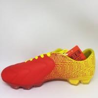 Best Seller Sepatu bola specs original Equinox FG Emperor red yellow