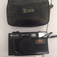 kamera fujica mpf 5 jadul vintage antik lawas kuno rare langkah dan im