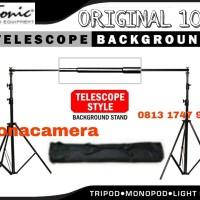 Background Stand 1 Bar Telescope