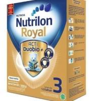 NUTRILON ROYAL ACTI DUOBIO 3 VANILA 1800 GR