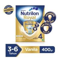 NUTRILON ROYAL 4 VANILA 400 GR