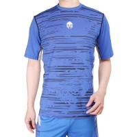Baju Futsal Baju Olahraga MILLS .Code: 1004 Blue
