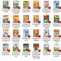 Komik Asterix Bahasa Indonesia dan Inggris 67 Episode