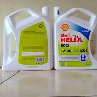 Oli Mesin Shell Helix Eco 5W-30 @3,5 Liter