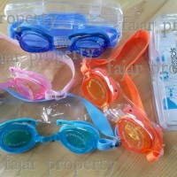 Kacamata renang anak 4 tahun ke atas speeds 268 laki lakin perempuan - Kuning