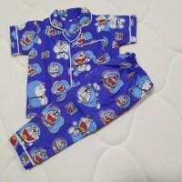 Piyama Anak / Baju Tidur Anak Doraemon