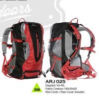 Tas Gunung / Hiking / Adventure Trekking Carrier Daypack - ARJ 025