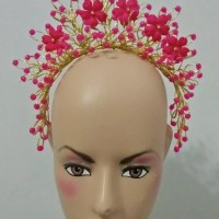 Hiasan rambut kepala mote // Bando cron mote baju adat & tari