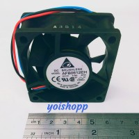 FAN 12 VDC (6 cm x 6 cm/2'5 cm) 12. vdc/0,48. A DELTA DC BRUSHLESS.