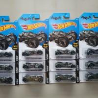 Hot Wheels - Batman : Arkham Knight Batmobile (229/250)