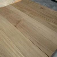 papan kayu jati jawa ukuran 20x120