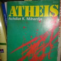 Novel Atheis. Buku Original