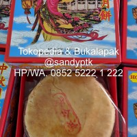 Hong Hak Kue Bulan / La Pia / Guek Pia / Nyiek Piang 3 Rasa uk. Besar