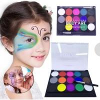 TERLARIS ! Profesional Face & body art painting kit