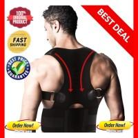 Back Support Posture Corrector Magnetic Brace Peyangga Tulang belakang