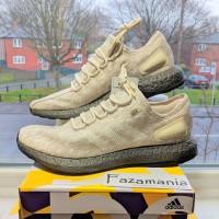 Sepatu Adidas Pure Boost Clear Brown