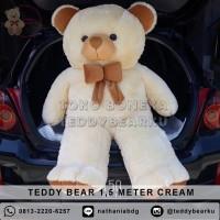 Jual Boneka Teddy Bear (Beruang) Jumbo 1,5 Meter