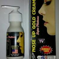 Pemancung Hidung Alami Nose Up Gold Cream Asli Usa