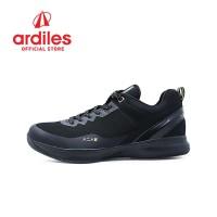 Ardiles Men Aza6 Sepatu Basket - Hitam Emas