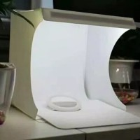 MagicBox Midio Portable Mini Foto Studio Light Lampu LED