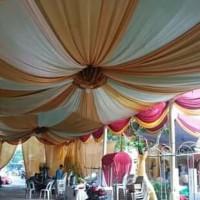 plafon tenda model balon ukuran 4x6