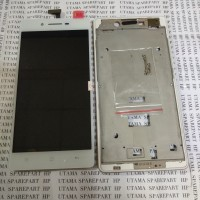 LCD TOUCHSCREEN FRAME OPPO NEO 7 A33W ORIGINAL
