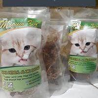 """MIOUW KU"""" OBAT AKAR HERBAL alami OBAT pencernaan si kucing."""