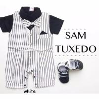 Sam Tuxedo Setelan Jumper Rompi Baby Bayi